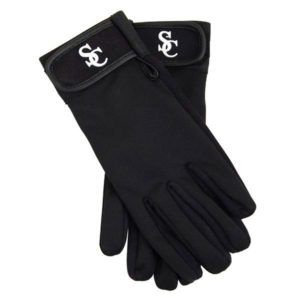 Black Stormchase Gloves