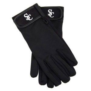 Black Stormchase Gloves
