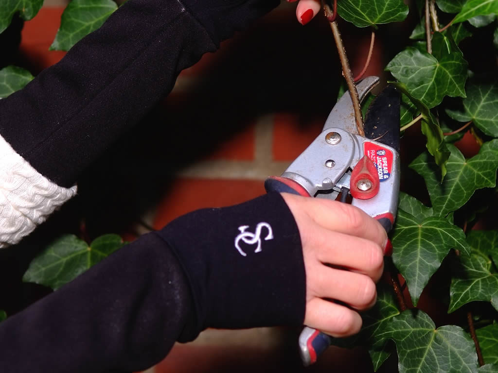 Gardening Wrist Warmers and Gloves