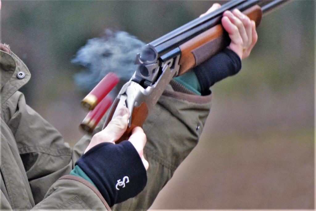 Shooting Wrist Warmers and Gloves
