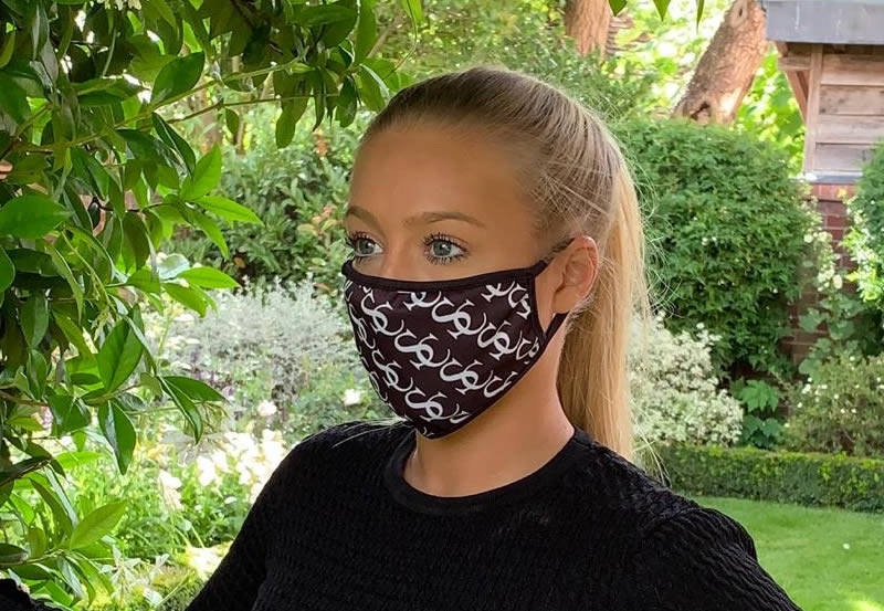 Stormchase face mask